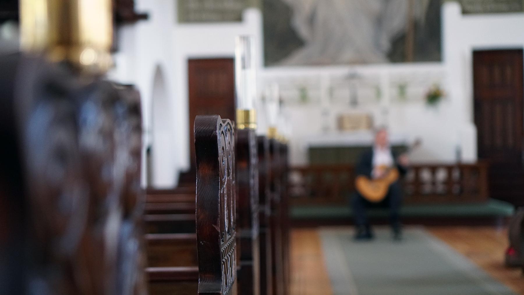 Musik til begravelsen